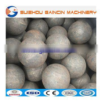 grinding media forged steel balls, dia.20mm,50mm forged steel mill balls, grinding media steel balls