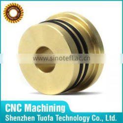 Wholesale OEM high precision cnc machining brass parts its-056