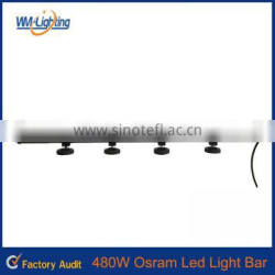 IP67 Led Light Bar 480W/500W/600W Long led light bar
