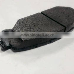 Auto parts Brake pad for Japanese car for Toyota OEM MN116723 MN116721 K0YI-33-28Z K0Y9-33-28Z