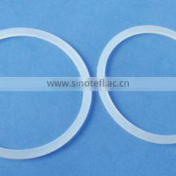 Silicone rubber pad production