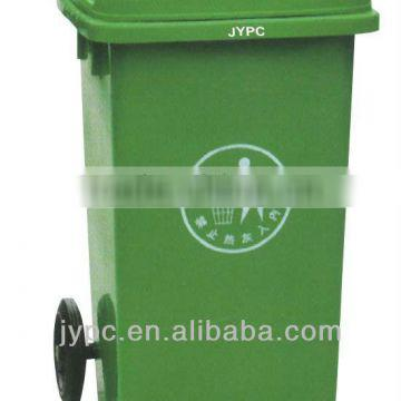 For sale plastic dustbin, waste bin, garbage bin, recycling container of 100 liter