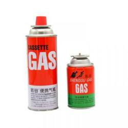 Portable Gas Stove can/Butane Gas Can 190gr for camping stove