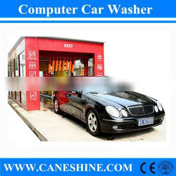 CE&ISO Make to Order Price of Automatic Computer Car Cleaning Equipment Price Manufacture Tunnel Type-CS-S9