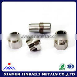 Xiamen stainless steel cnc machining parts