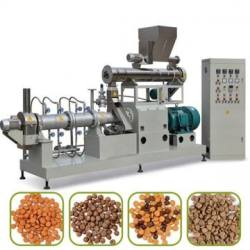 Pet Food Fish Beef Seafood Automatic Rotary Vacuum Pouch Packing Machine