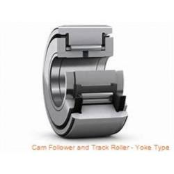 CONSOLIDATED BEARING 361201-2RSX  Cam Follower and Track Roller - Yoke Type