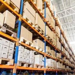 large industrial steel warehouse shelving units for sale