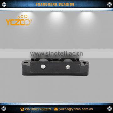 Alibaba quality wholesalers brand new plastic double pulley