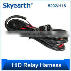 Durable antique high quality hid kit relay wire harness