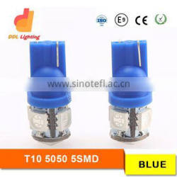 BlueCar Side Wedge Tail led Light replacement Lamp Bulb