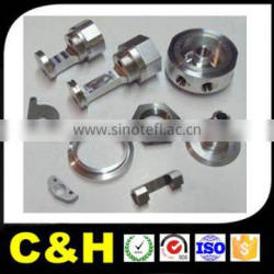custom precision CNC stainless steel machining parts
