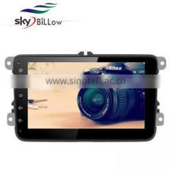 8 inch Android touch screen car dvd for vw jetta with gps