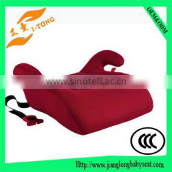 Good quality and cheap price Increased Soft Cushion Safety Baby Car seat with certificate ECE and CCC