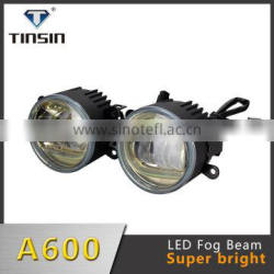 """Tinsin 30w 3.5"""" 4"""" led auto fog lamp with led DRL and turn light for car"""