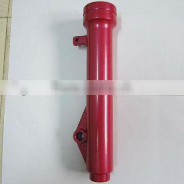 Long durable motorcycle shock absorber front