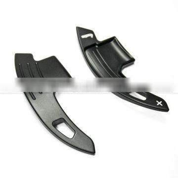Universal Clear-cut Outstanding Alumuinm Black Paddle Shift
