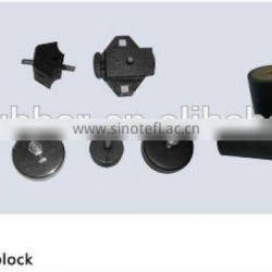professional good quality rubber shock pads