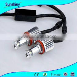 For motorcycles, cars, trucks, China manufacture best quality led angel eyes color change