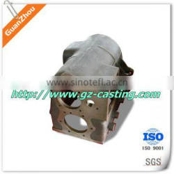cast iron gearbox housing for machine