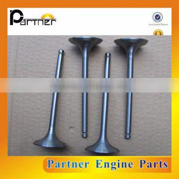RD8 Engine component intake valve and exhaust valve IN:13201-97002 EX:13202-97003