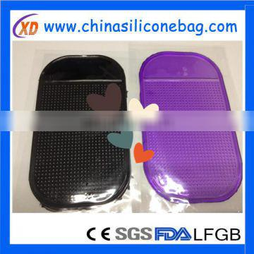 High quality Silicone cell phone anti slip pad