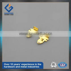 OEM Stamping brass holder for electric parts