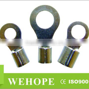 AWG22-16 RNB Series copper Non Insulated Ring the terminal