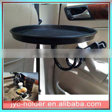 Automobile Swivel Food Snacks Cup Holder Car Truck Food Tray