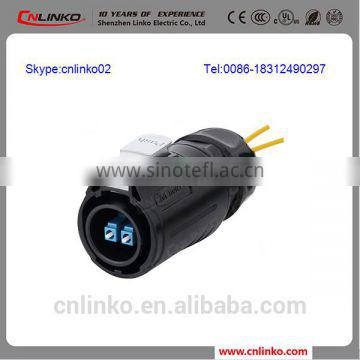 2015 hot selling the optical fiber connector fast connector fiber optic connector FTTH Fiber Optic Series LC made in china
