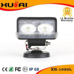 Waterproof lowe boat parts for square led boat light