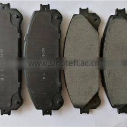 Factory Supply Car Autobrake Pad For Toyota D1324