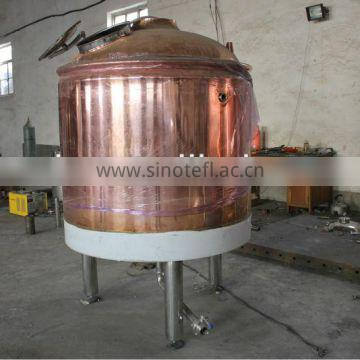 500 Liter Small brewery & Pub draft Beer brewing equipment