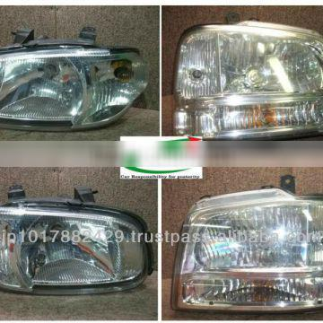 Used head light car of Japanese makers (for TOYOTA, for HONDA , for SUZUKI, for MITSUBISHI, etc)