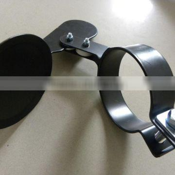 weather cap galvanized dongfeng exhaust /rain cap china Truck Exhaust muffler/dongfeng silencer