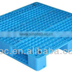 light plastic pallet 3-skids