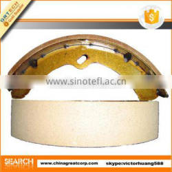 K1152 chinese auto brake shoe replacement cost