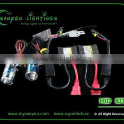 2013 newest five-star super slim digital ballast HID xenon kit
