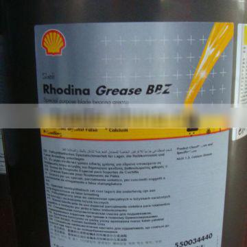 High Performance Grease for bearing Shell Rhodina BBZ pail 20 Kg