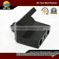 Custom cnc milling machining POM parts/plastic blocks for machining