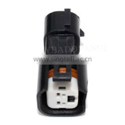 New EV6 to EV14 2 Pin Female Fuel Injector Connector Adaptor