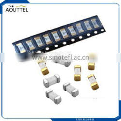 6.3A 300VAC 2410 SMD Fast-acting Brick Square Shape Surface Mount Fuse SSF1630 For Power Supply