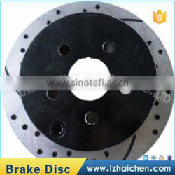 CHINA G3000 car brake disc rotor for OE 43512-12620 , scooter brake disc