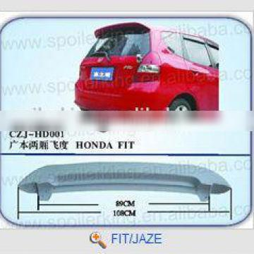 Abs rear spoiler for fit' 04-07