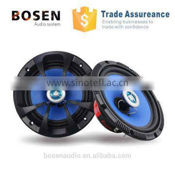 Professional 6.5inch coaxial car muisc speaker with perfect Tone quality