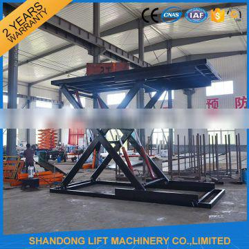 scissor type car parking system for sale