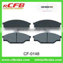 D438 Disc Brake Pad (Front) for TOYOTA HI-LUX/TACOMA