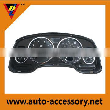 Auto interior accessories chrome car dashboard decorations rings for Vauxhall OPEL Astra G
