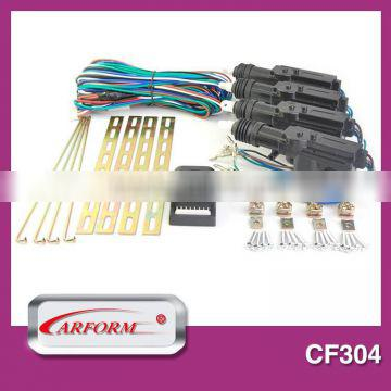 New waterproof vehicle car central door lock system with long operating life