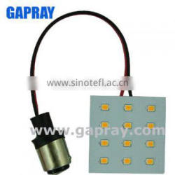panel light SMD2835 ba15d led bulb for car